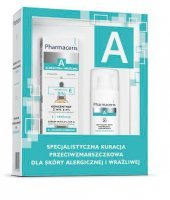 PHARMACERIS A Zestaw Koncentrat Wit. E 30ml + Mini krem 15ml