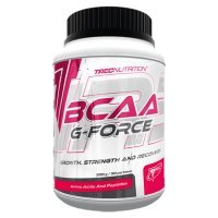 TREC BCAA G-FORCE 300g orange